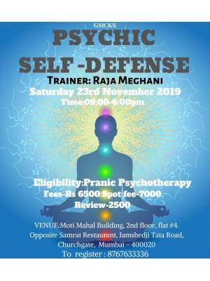 Psychic Self Defense