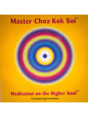 Meditation on the Higher Soul (Arhatic) - CD
