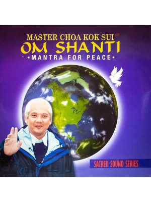 Om Shanti - Mantra for Peace CD
